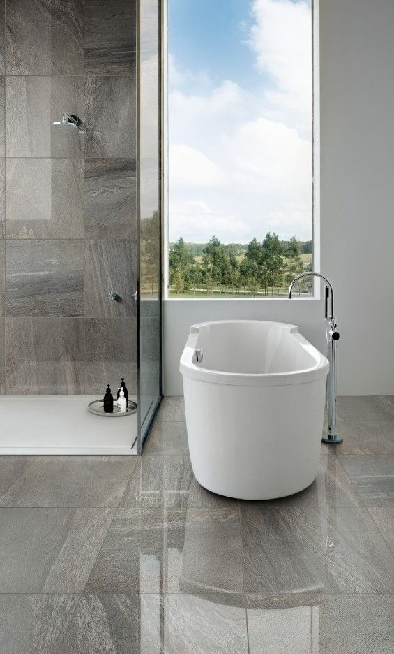 Tile Space View A Product Grey Bathroom Wall Tiles Gray Bathroom Walls Gorgeous Bathroom Designs