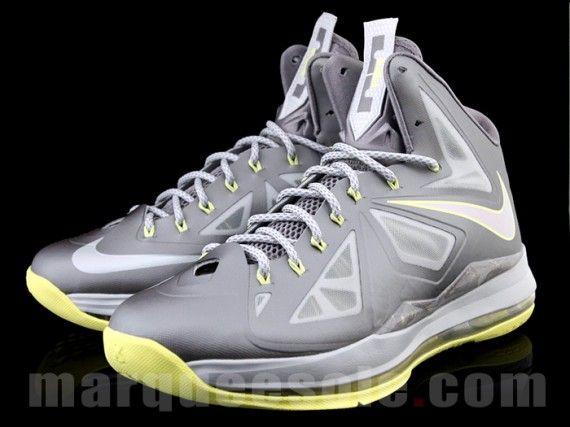 Nike Lebron X Canary Sneakernews Com Nike Lebron Nike Sneakers Nike