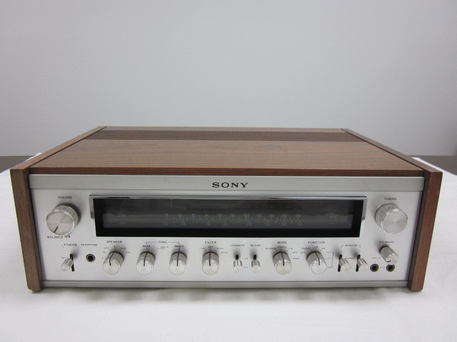 SONY STR-7065 7065A RECEIVER FRONT PANEL LAMPS.