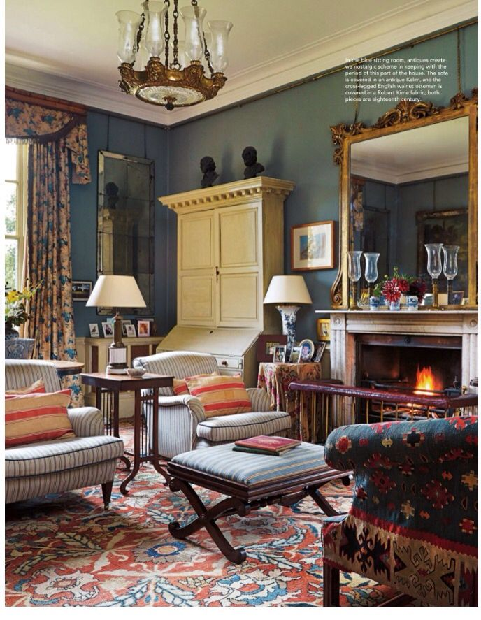 English Style Interiors English English Country Style English