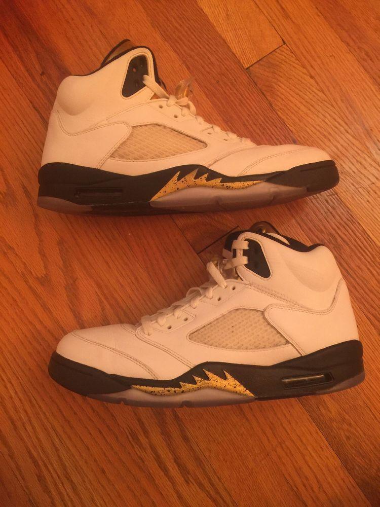 7c63523685ec Air Jordan Retro 5 Olympic Gold Size 10.5 No Box  fashion  clothing  shoes   accessories  mensshoes  athleticshoes (ebay link)