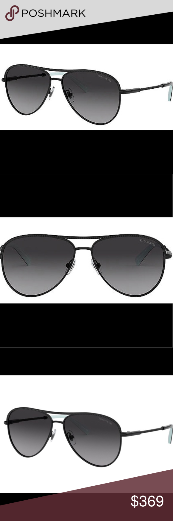 1ea8e2719b46 Tiffany 3062 Sunglasses 🕶 🆕‼ Brand 🆕‼ Tiffany   Co. Accessories  Sunglasses