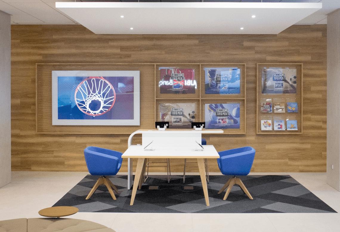 UBI Banca Restyling Banking Concept EXCELLENCE DESIGN