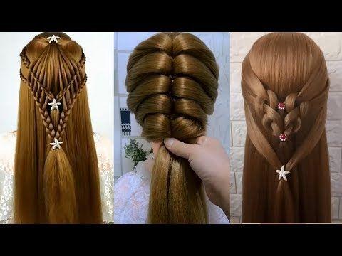 20 Peinados de moda  Peinados Faciles y Rapidos con Trenzas