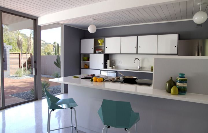 Mid Century Modern Kitchen Part 62