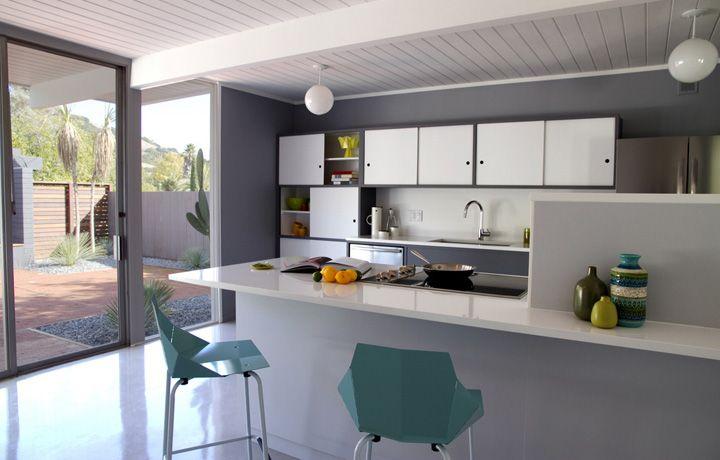Mid Century Modern Kitchen Part 62