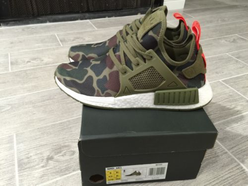 NMD XR1 Duck Lightest Camo Olive