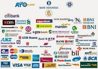 Pin Di Daftar Kode Bank Lengkap