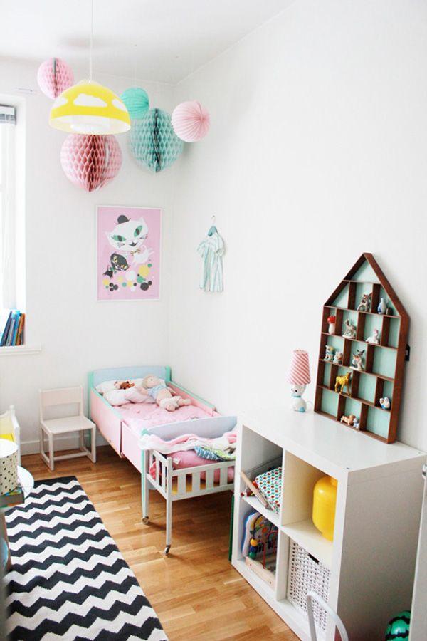 Ahora, también mamá Decoración Baby room ideas Pinterest