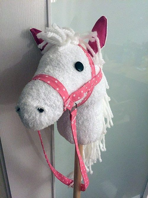 Photo of DIY instructions – hobby horse for children to sew yourself