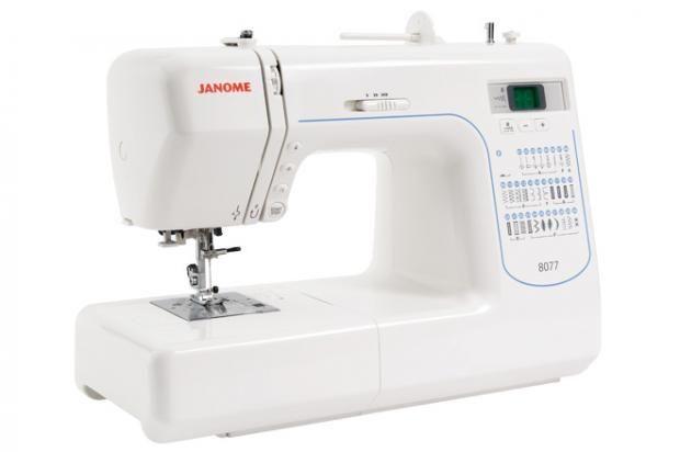 Machine coudre janome 8077 computer r f rence ja8077 - Machine a coudre janome 8077 ...