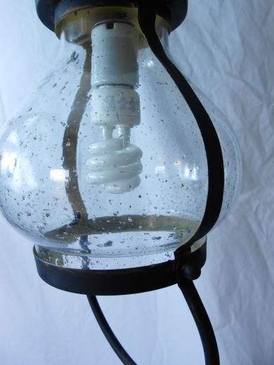 Old World Style Hanging Pendant Light