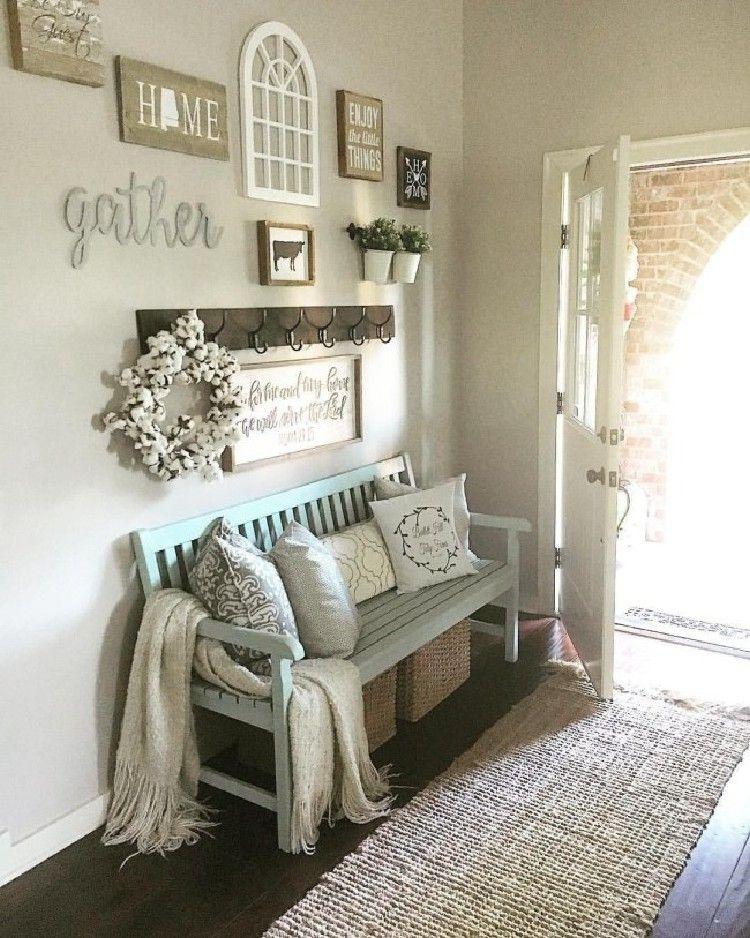 33++ Elegant bench for entryway ideas