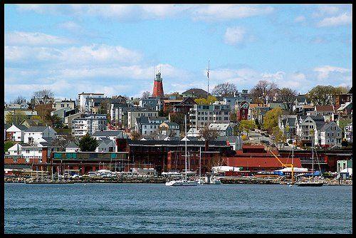 Portland And Munjoy Hill New York Maine Beautiful Homes