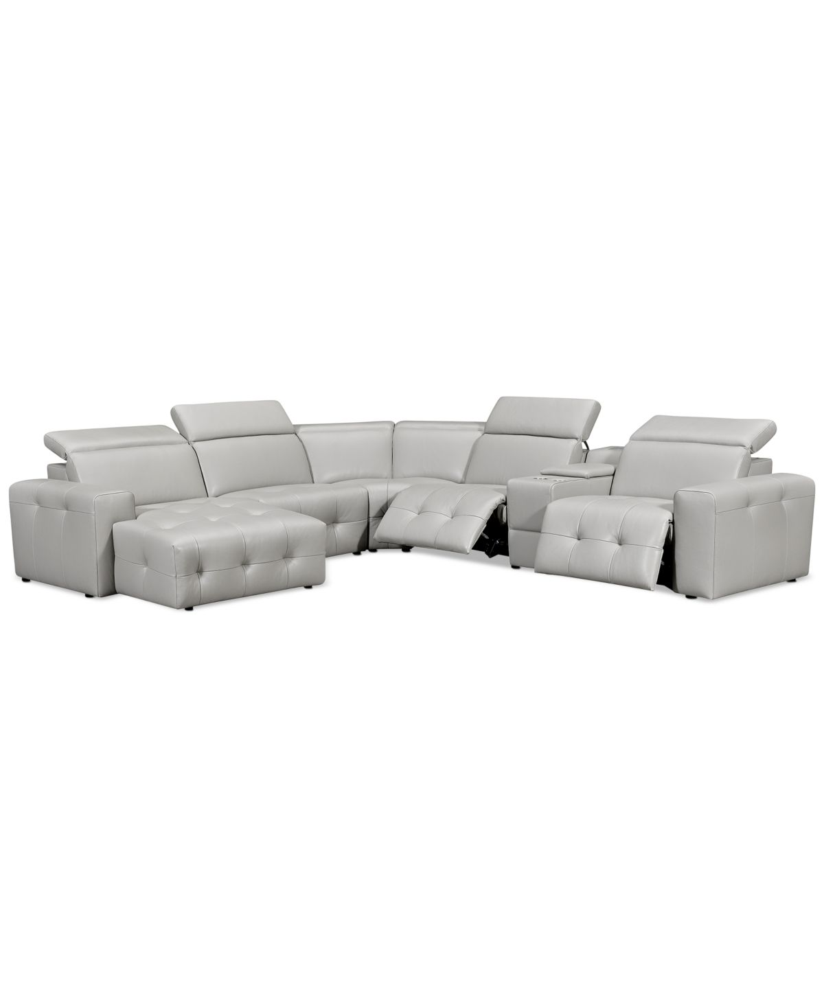 Fireplace Room Family Room Sectional Sofa Living Room Grey