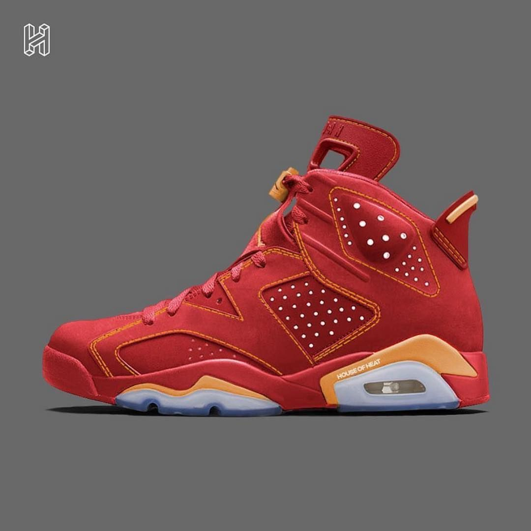 5 448 Likes 344 Comments Dailysole Dailysole On Instagram What Would You Name These Dailysole Air Jordans Hype Shoes Air Jordan 6