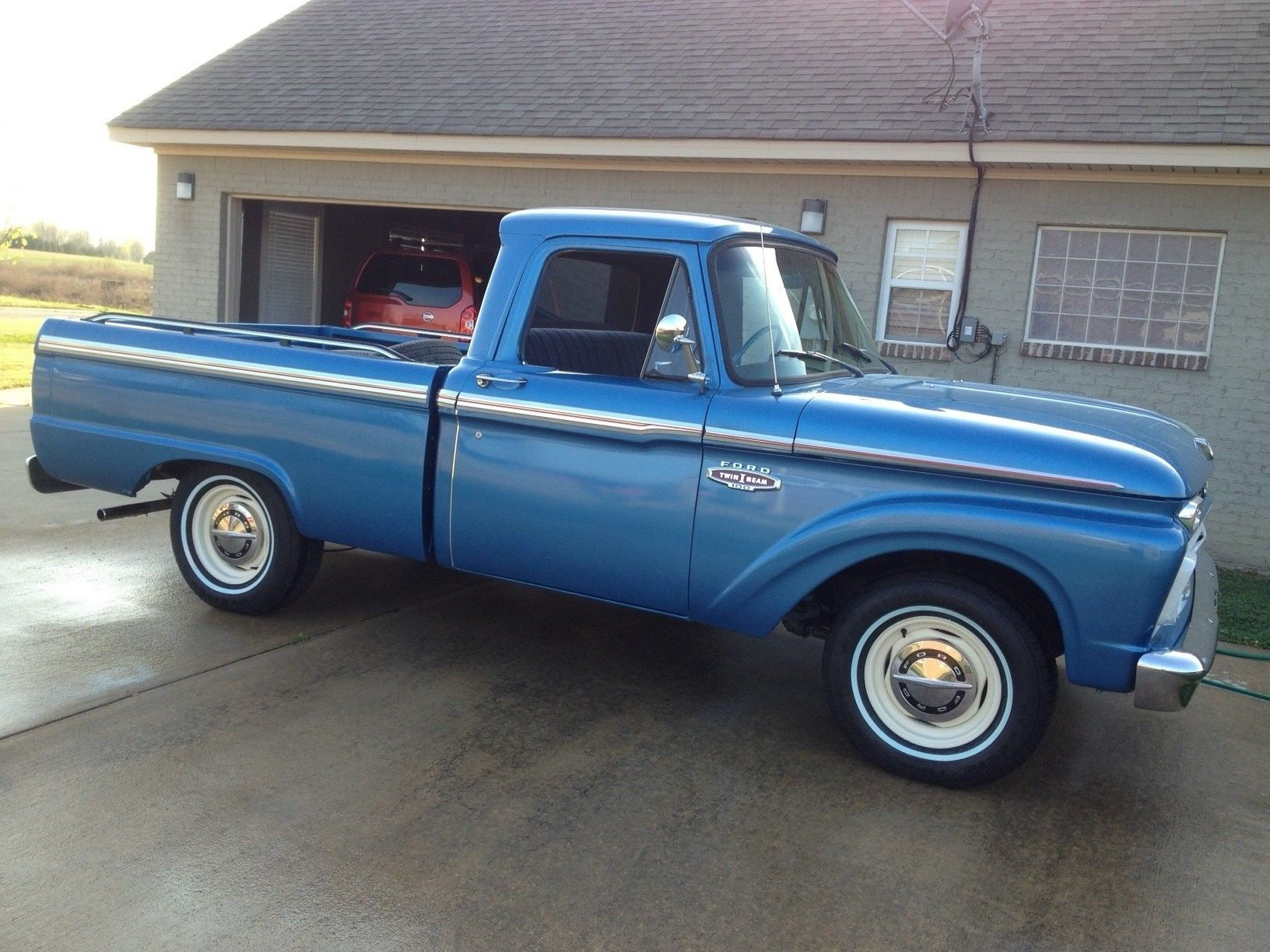 For sale 1966 ford f100 all original
