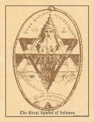 Solomon Poster Solomon Alchemy And Occult