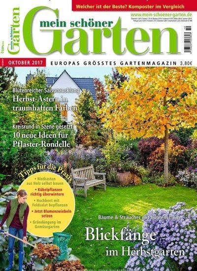 Ich Mochte Dir Die Zeitschrift Mein Schoner Garten Epaper Empfehlen Gartendesign Ideen Garten Nistkasten Bauen