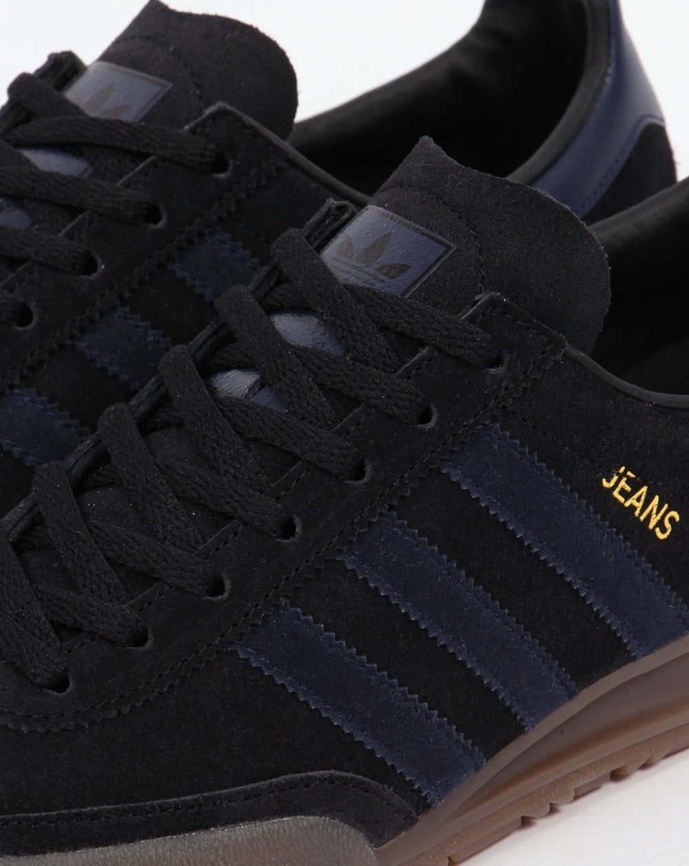 mens jeans adidas trainers navy shoes