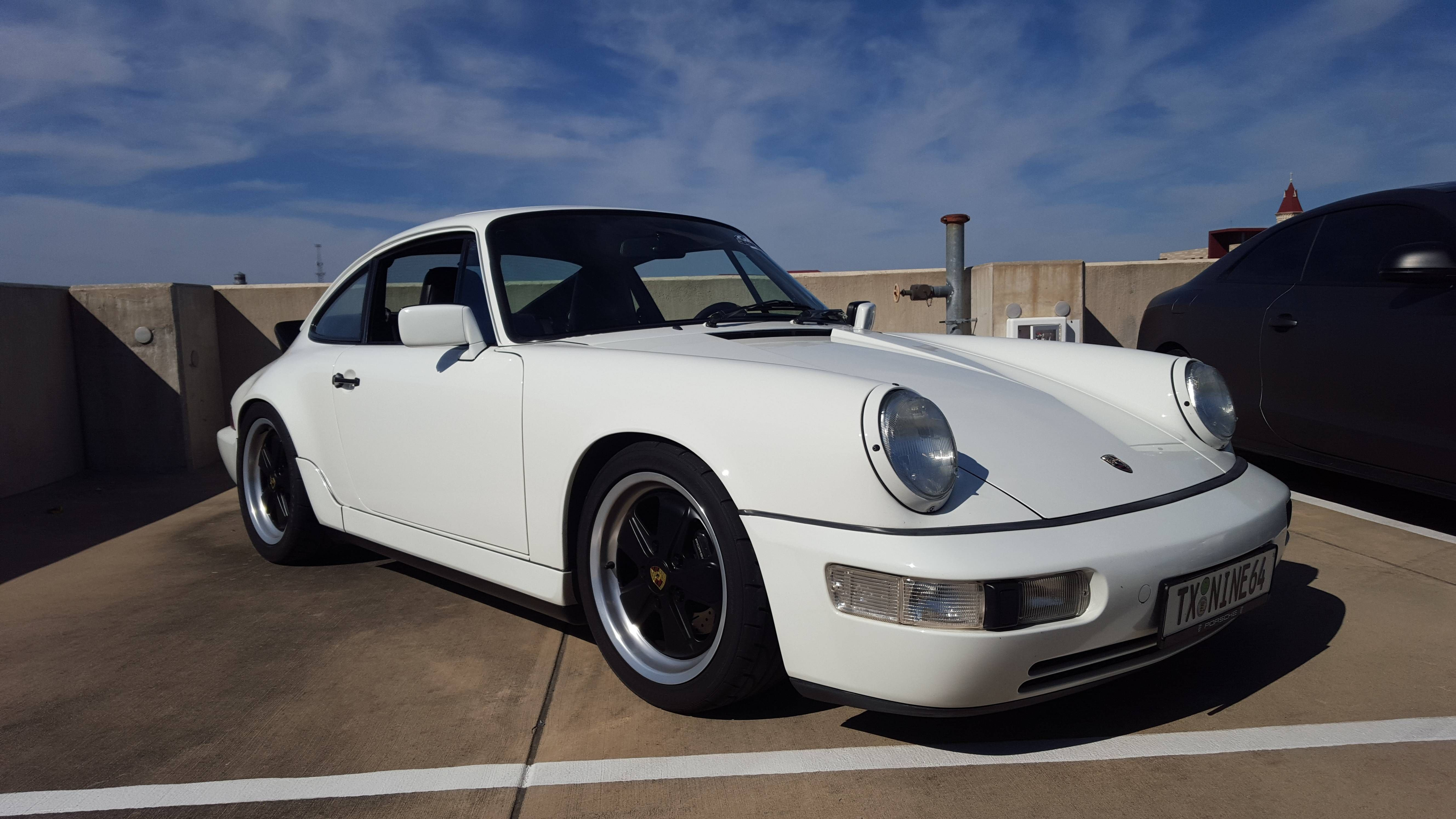 Superior 1990 Porsche 964 Austin, Texas [1440x2560] HD Wallpaper From Gallsource.com Awesome Design