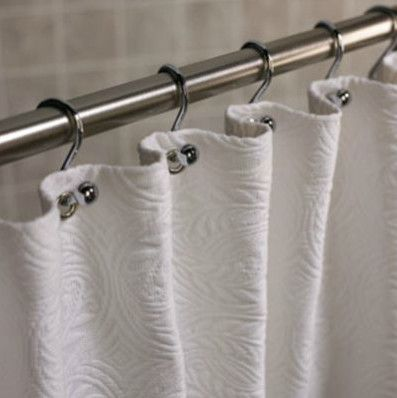 Egyptian Cotton Shower Curtain Frontgate 125 00 Cotton Shower