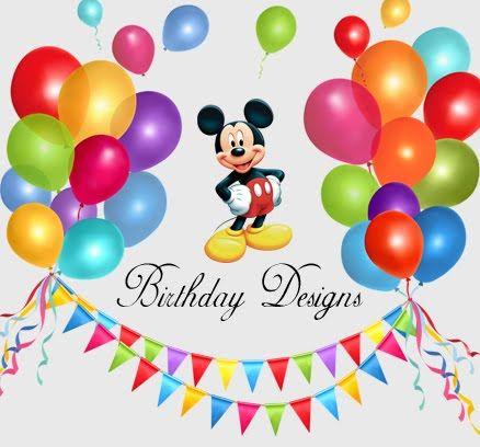 Birthday Designs aakash Pinterest Birthday design - free birthday templates
