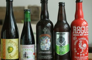 The best craft beer shops in London.