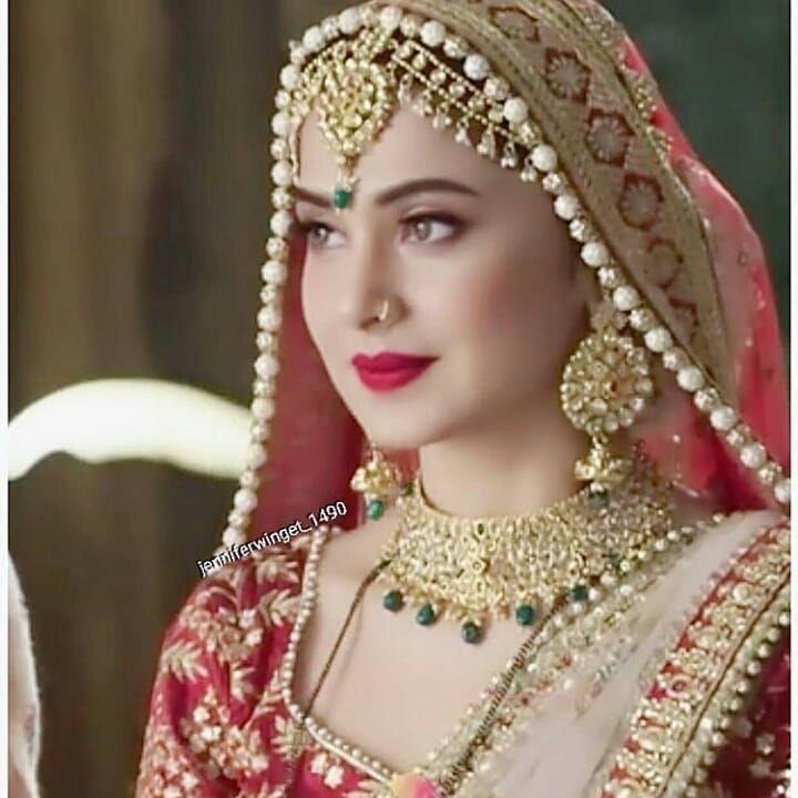 Follow I Jenniferwinget Jenniferlawrence Jenniferwinget Jennifer Indian Bridal Fashion Best Bridal Makeup Bridal Jewellery Indian