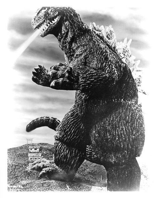 Godzilla 1962 Suit The popular King-Goji ...