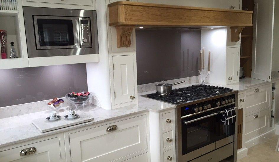 Beautiful Ex Display Shaker Style Prentice Kitchen Kitchen Sale