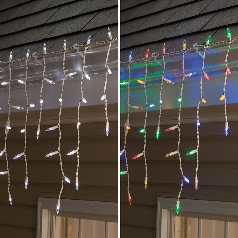 Costco Led String Lights Sylvania Serie Navideña De 100 Luces Led Que Cambian De Color