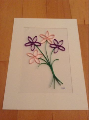 mWorks: Quilling