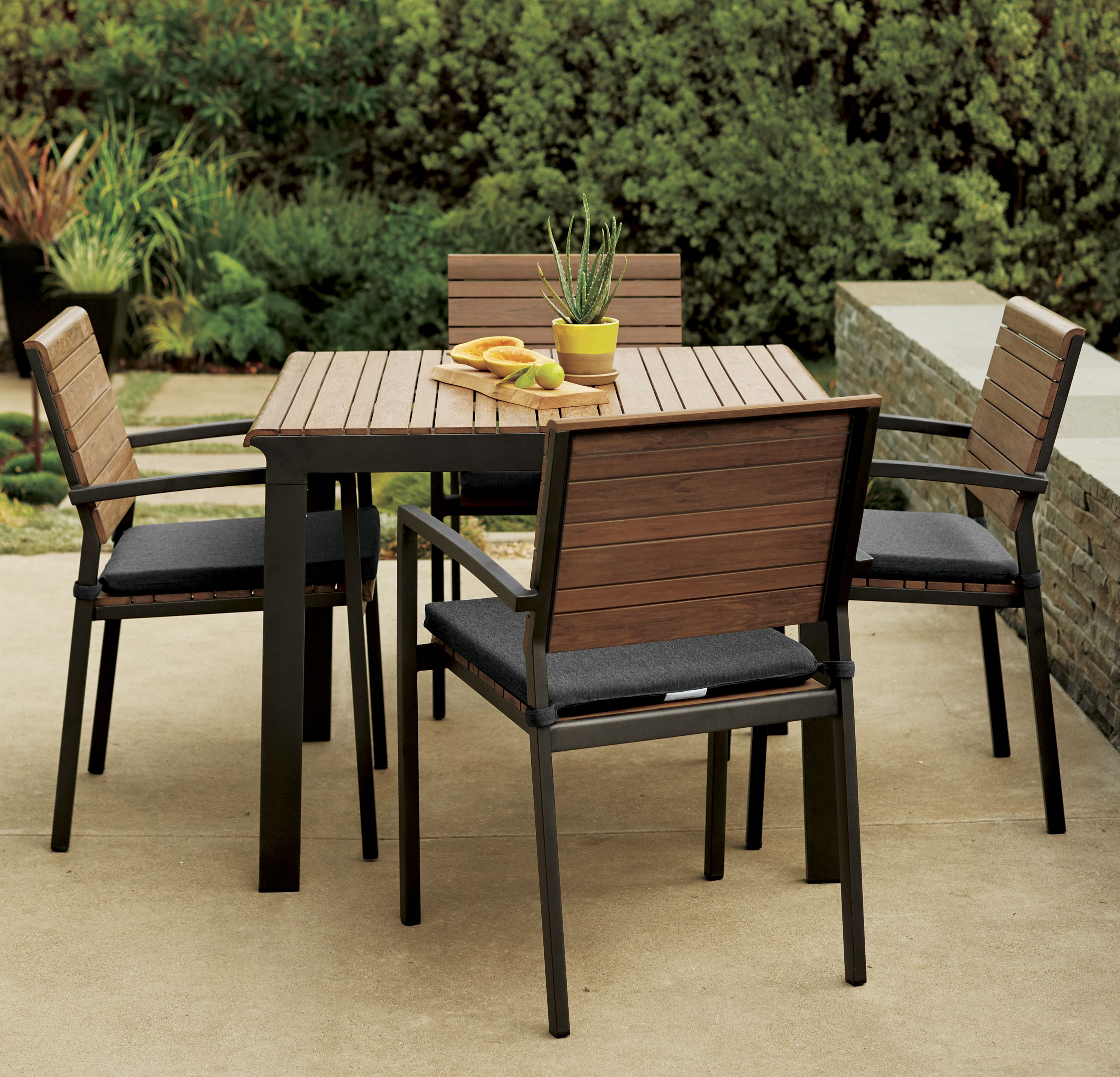 Our Stylish Rocha Outdoor Furniture Fools The Eye With The