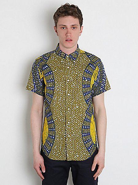 66073efda Camisas de Capulana para adolescentes. Camisas de Capulana para  adolescentes Camisas De Capulana, Roupas Masculinas ...