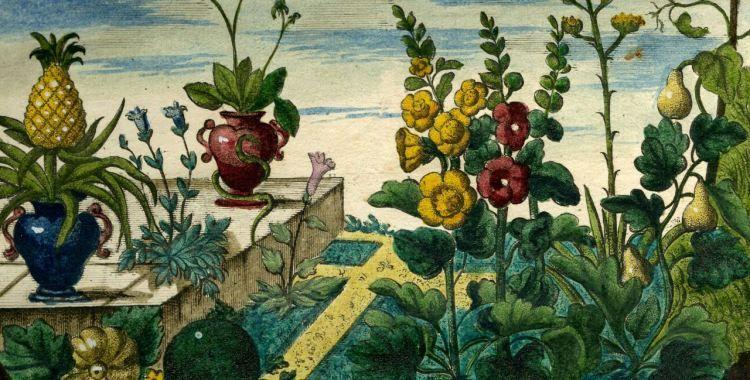 Paerticolare di Hortus Romanus, Sabbati