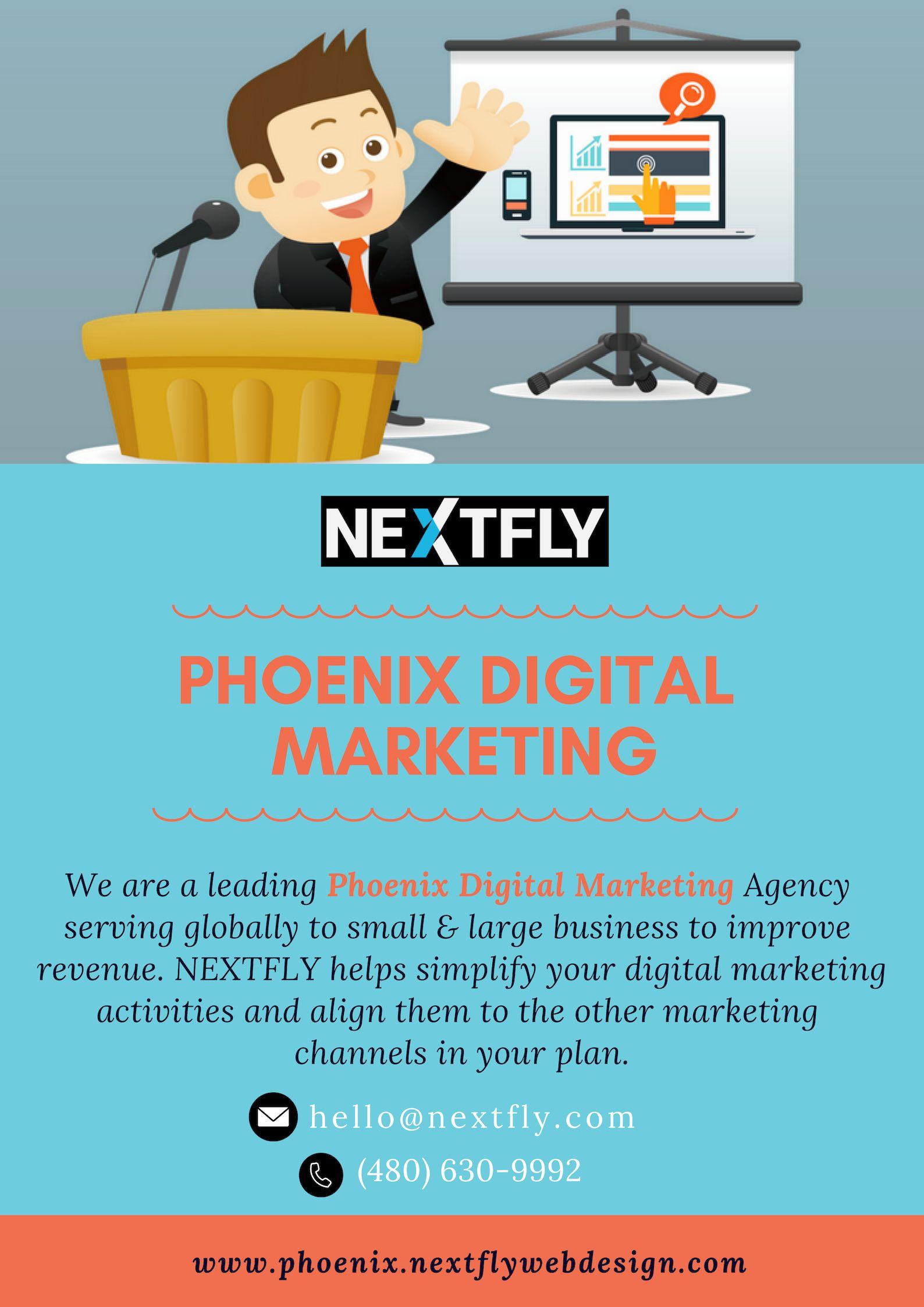 Phoenix Digital Marketing Digital Marketing Solutions Digital Marketing Seo Services Company