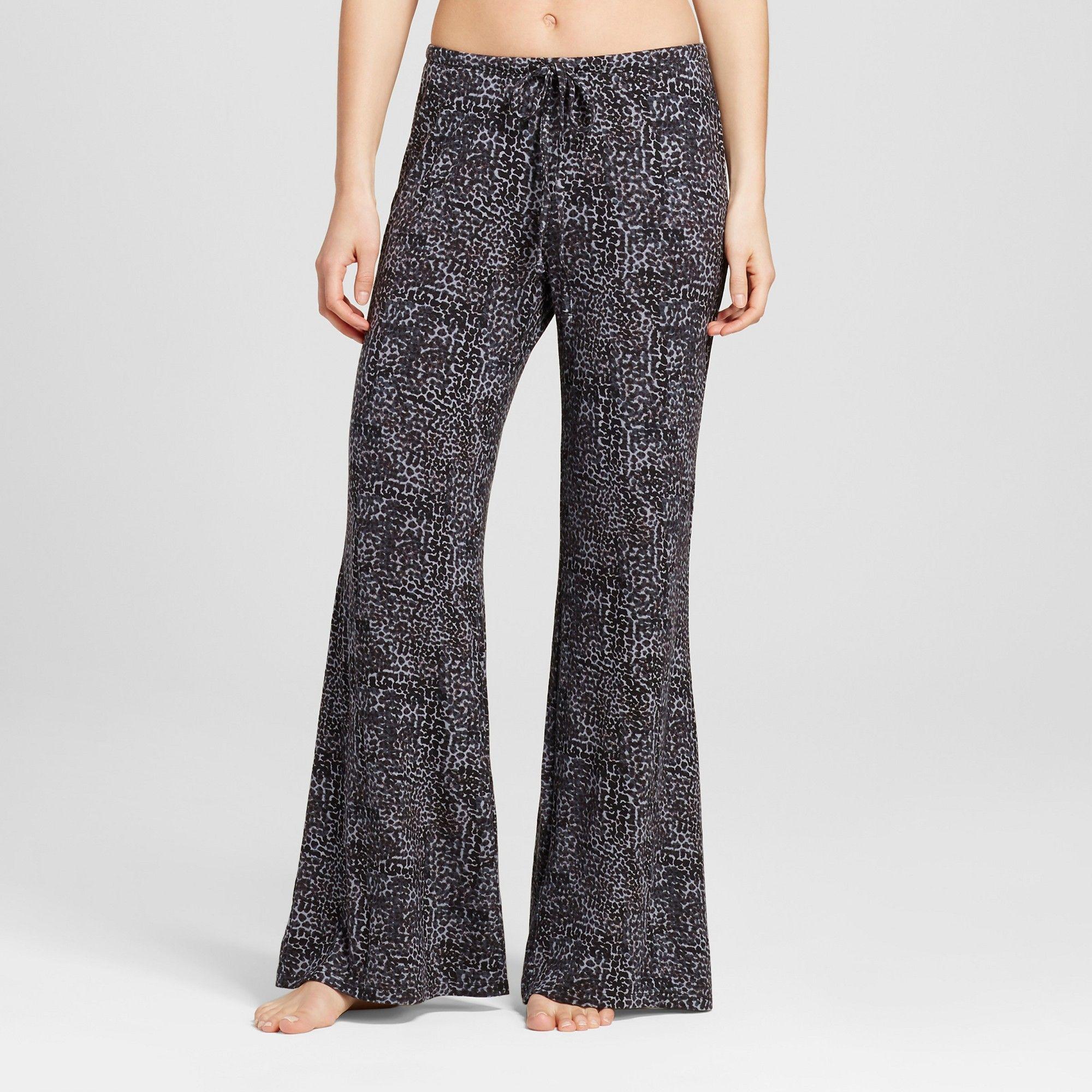 12ee6711e39f0 Women s Wide Leg Pajama Pants - Total Comfort Black Xxl - Shorts ...