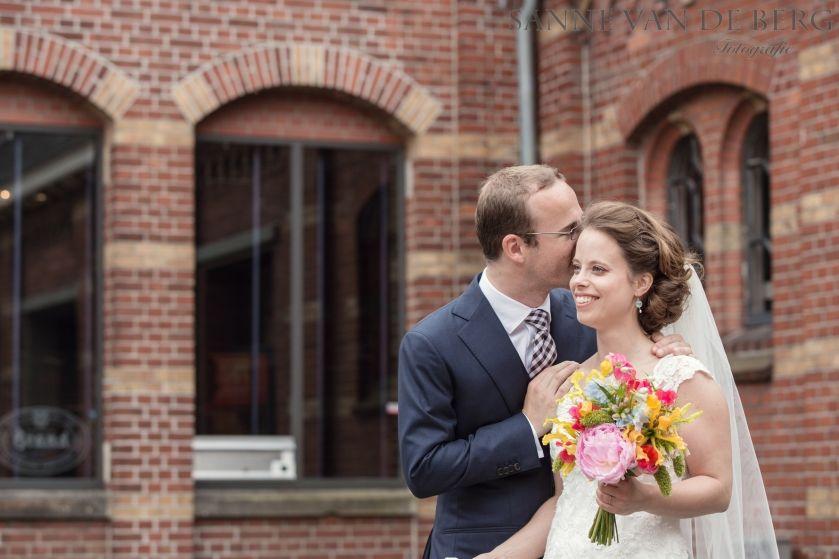 Bruidsfotograaf Sanne van de Berg Fotografie - Bruidsparen 2014-14