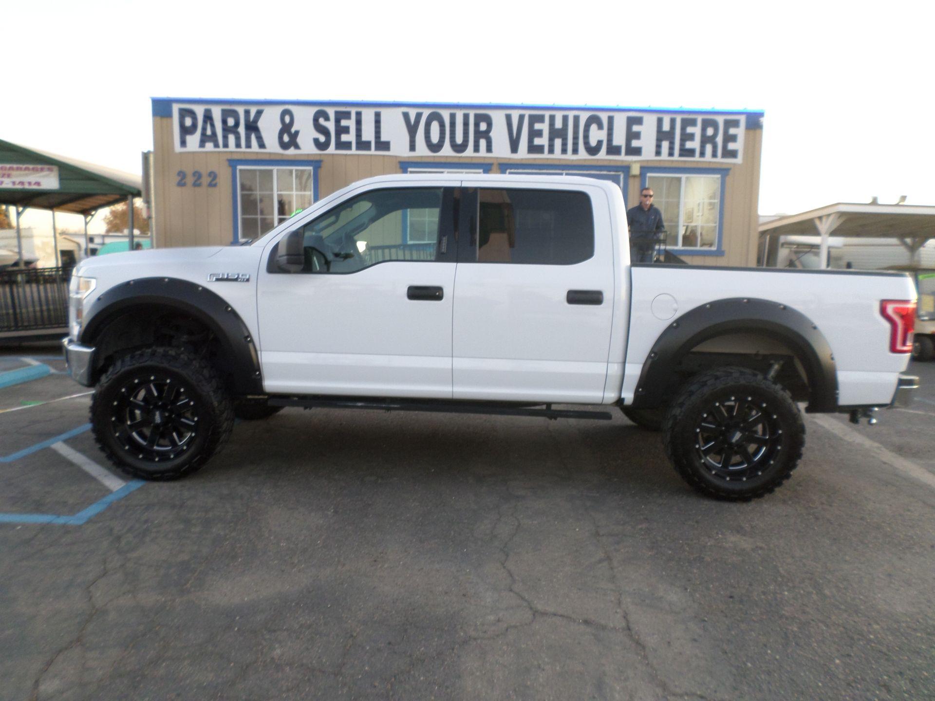 truck for sale 2016 ford 4x4 f 150xlt super crew cab in lodi stockton ca ford f150 crew cab crew cab cab pinterest