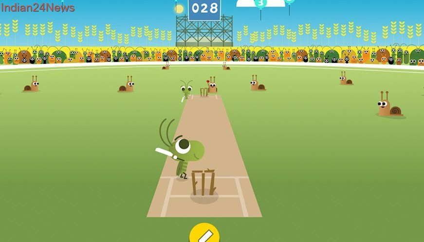 Google Marks 19th Anniversary With 19 Iconic Games On Doodle Spinner Cricket Games Doodles Games Google Doodles