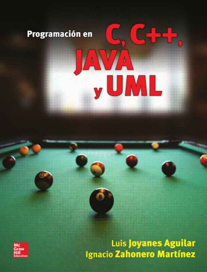 PROGRAMACIN EN C C JAVA Y UML Autores Ignacio