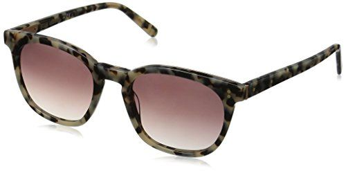 343d7af70e Bobbi Brown Womens the Cassandra Square Sunglasses TortoiseBordeaux  Gradient 50 mm -- You can get more details by clicking on the image.
