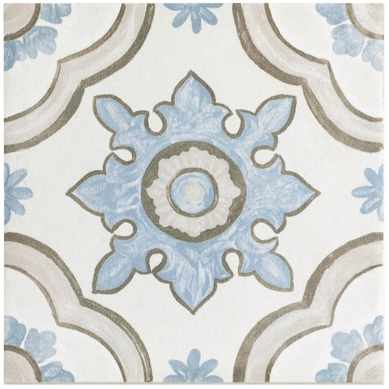 Amadora Basma 8x8 Porcelain Tile In 2020 Wall And Floor Tiles Tile Floor Flooring