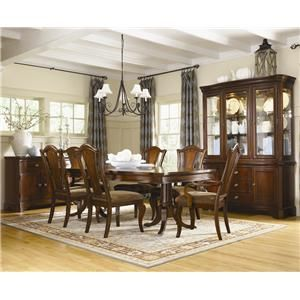 Pilgrim Furniture City S Legacy Classic American Traditions Formal Dining Room Group Item Num Dining Room Sets Legacy Classic Furniture Pedestal Dining Table