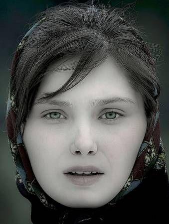 Galina / Maramures, Romania 2010   PEOPLE & PORTRAIT   Kerekes István   Artist Photographer beauty!!!!!!!!!!!!!!!