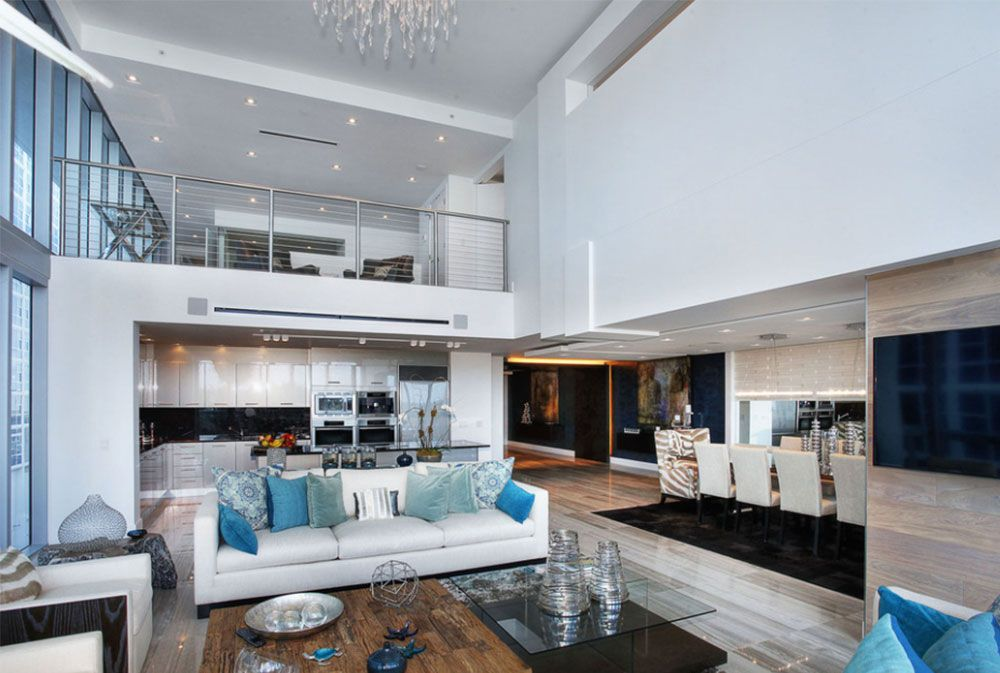 Open Floor Plan Colors And Painting Ideas Condo Family Room