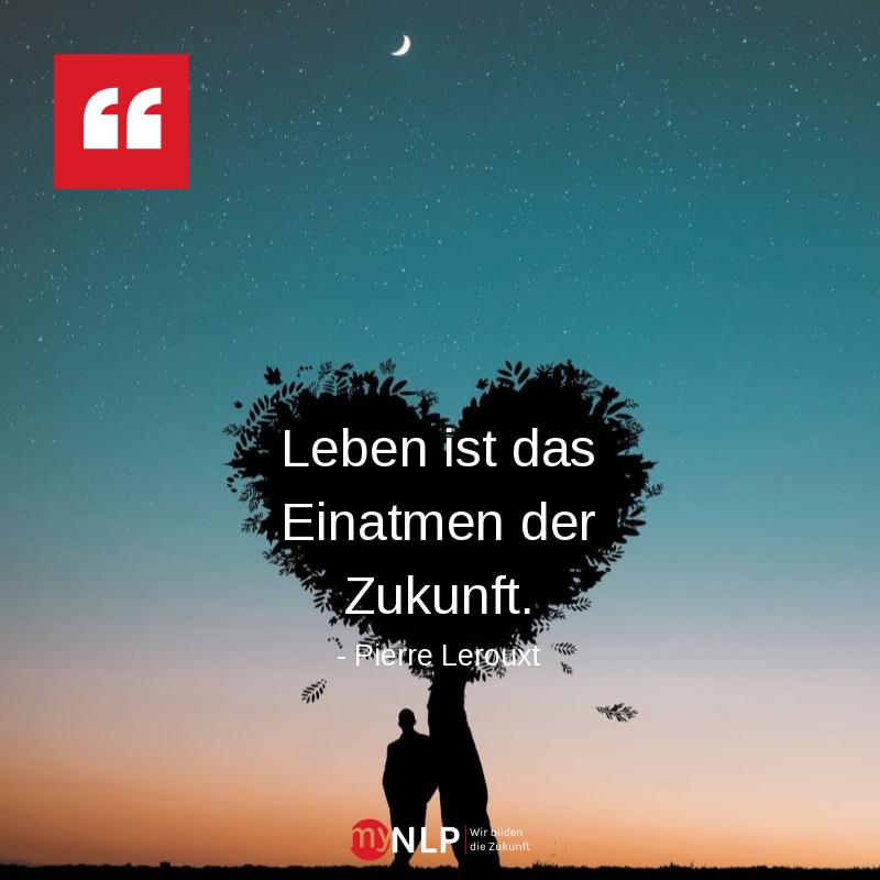 NLP Zitate deutsch zum nachdenken Leben