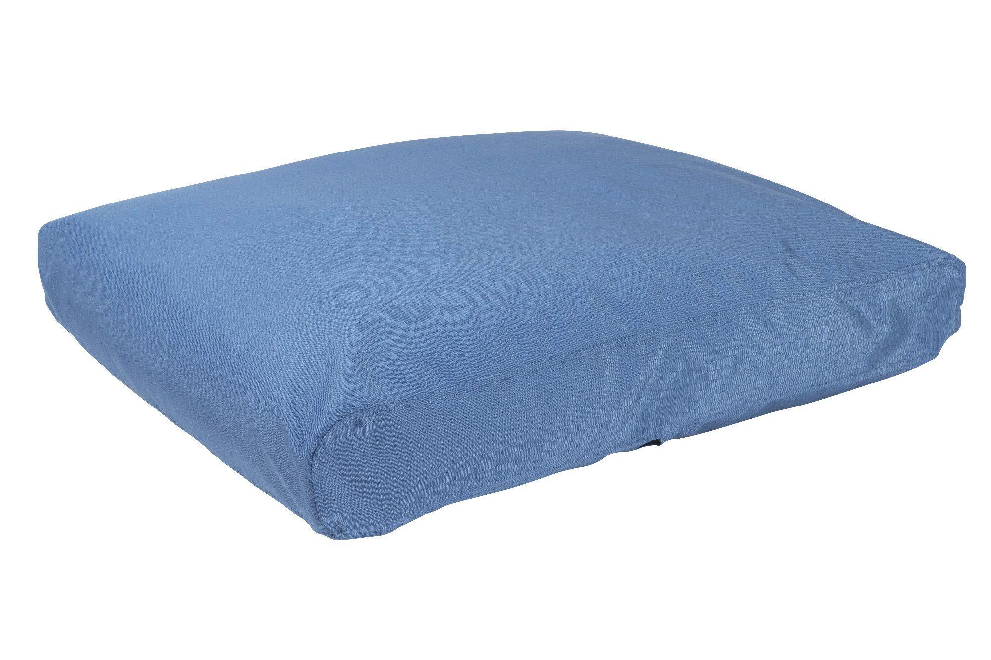K9 Ballistics Tough XXL Dog Bed Blue Removable Washable