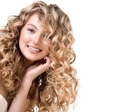 Wie sieht dauerwelle bei langen haaren aus